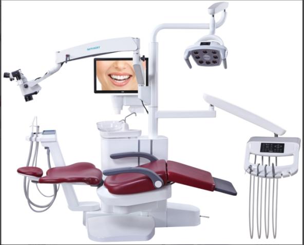 四川博美星S-500牙科综合治疗台
